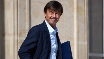 Pour 55% des Français, Hulot ne pèse pas assez pour défendre l'environnement
