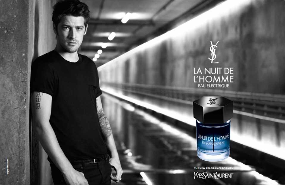 La Nuit de l'Homme d'Yves Saint Laurent