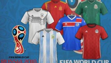 Quand les marques se mettent aux couleurs de la Coupe du Monde 2018