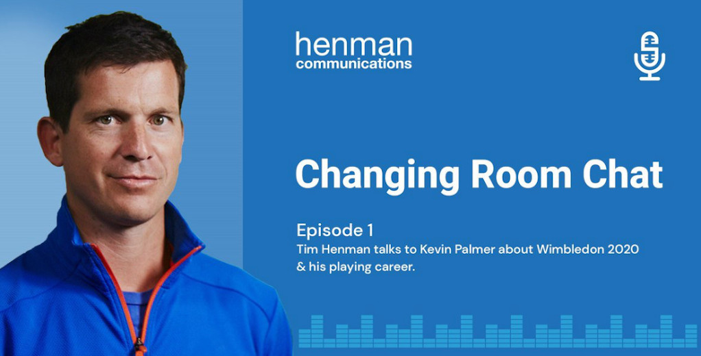 Tim Henman podcast - Changing Room Chat