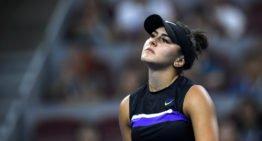 """Les blessures ont été bénéfiques"""" – Bianca Andreescu déterminée à tirer les leçons du cauchemar des blessures"""