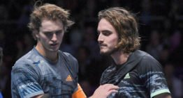 Mats Wilander dit que l'interruption est plus dure pour les jeunes joueurs comme Stefanos Tsitsipas et Alexander Zverev