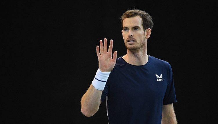 Andy Murray à la Coupe Davis