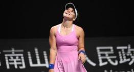 L'ambitieuse Bianca Andreescu révèle son principal objectif pour 2020