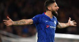 Clause de prolongation du contrat d'Olivier Giroud jusqu'en 2021 pour le déclenchement de Chelsea