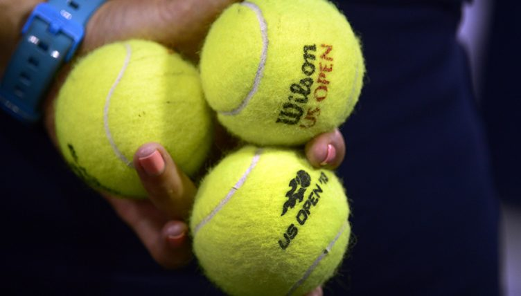 Balles de tennis de l'US Open