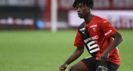 Eduardo Camavinga a conclu un pacte avec Rennes pour rester si la ville se qualifie pour la Ligue des champions