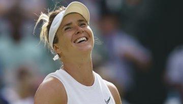 """Elina Svitolina soutient la fusion ATP/WTA, mais admet qu'il est """"très difficile de prévoir ce qui va se passer""""."""