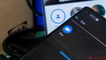 Google Duo sur Android pourrait supprimer le besoin de numéro de téléphone pour les appels