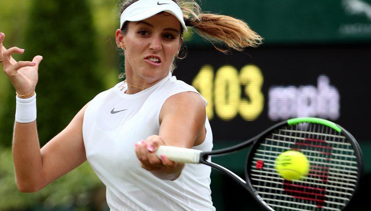 Laura Robson tennis