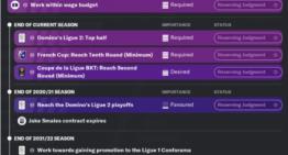 Le défi des managers de football | Paris FC – Episode 1