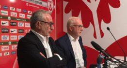 """Le président de l'AS Nancy, M. Rousselot, est """"préoccupé"""" par la suspension des négociations avec City Football Group concernant l'acquisition"""