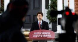 M. Trudeau affirme que les Canadiens seraient prêts à fournir des informations pour suivre numériquement le COVID-19