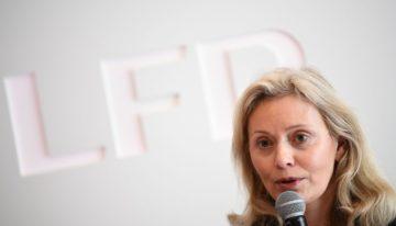 """Nathalie Boy de la Tour s'en prend à certains présidents de Ligue 1 pour la """"testostérone"""" en réponse à l'annulation de la saison 2019/20"""
