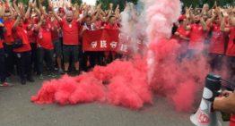 Nîmes n'est pas en danger financier suite à la décision de ne pas relancer la Ligue 1 – président