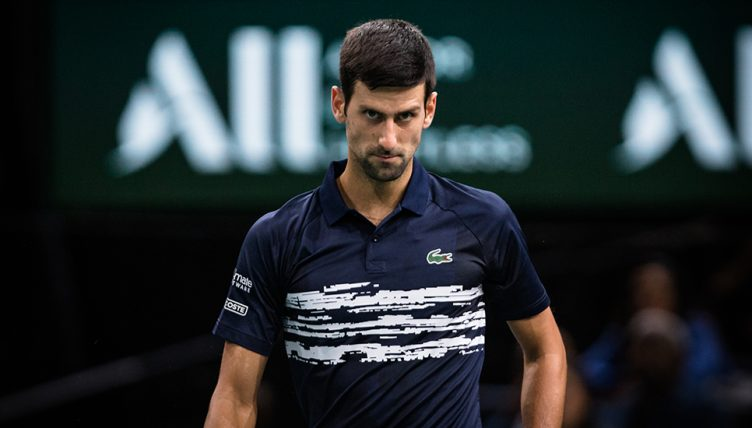 Novak Djokovic : le monde des affaires