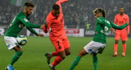 Officiel | Mahdi Camara prolonge avec St Étienne jusqu'en 2024