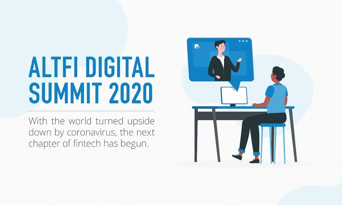 Préparez-vous pour le Sommet numérique AltFi 2020