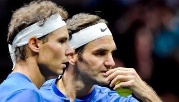 """Personne ne s'est autant distingué que lui"""" – Andre Agassi entre dans le débat sur Roger Federer et Rafael Nadal GOAT"""