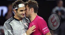 """Stan Wawrinka sur le débat GOAT : """"Roger Federer est le meilleur joueur de tous les temps""""."""