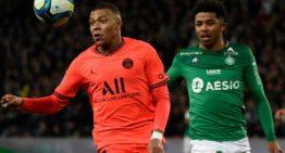 St Étienne prolonge le contrat de Wesley Fofana jusqu'en 2024