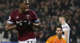 Tottenham en contact avec les représentants du défenseur de West Ham Issa Diop