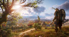 Ubisoft Montreal's Assassin's Creed Valhalla sort ce jour férié