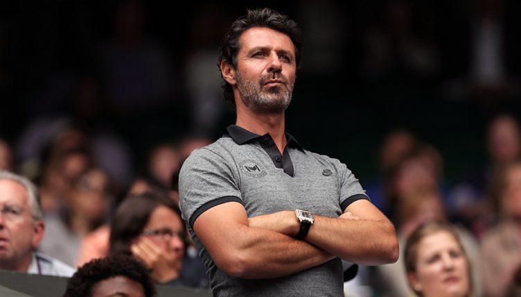 Patrick Mouratoglou - entraîneur de Serena Williams PA