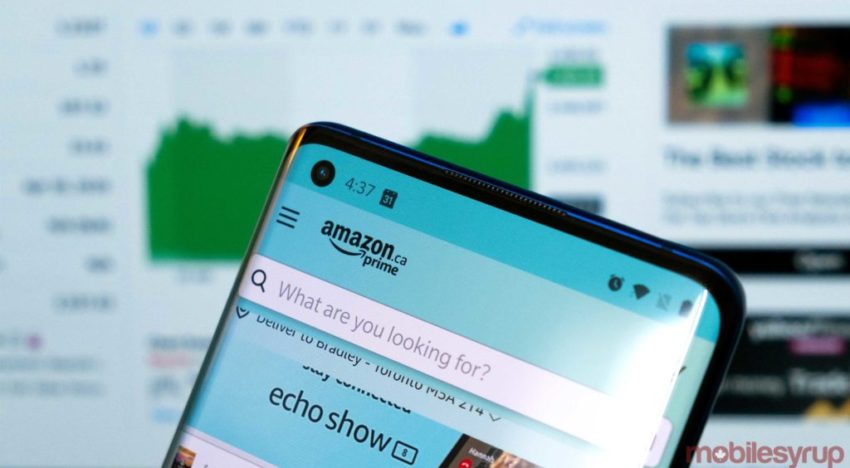 Amazon affiche ses recettes du premier trimestre 2020 et engage 4 milliards de dollars US pour la sécurité au travail