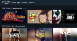 Amazon lance le Prime Video Store au Canada pour la location et l'achat de films