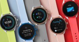 Fossil Gen 5 Wear OS smartwatches et autres en vente