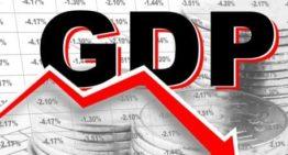 Les estimations anticipées montrent une baisse du PIB de 4,8 pct