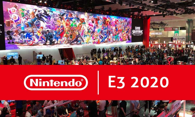 Nintendo ne prévoit pas d'organiser l'E3 Direct en raison du COVID-19