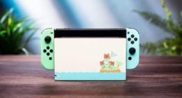 """Une marque propose une peau """" (pas) Animal Crossing """" pour le Nintendo Switch"""