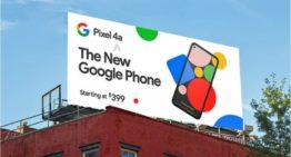 La rumeur veut que Google libère le Pixel 4a le 22 mai