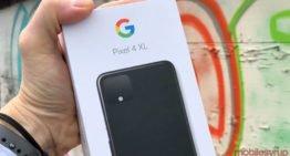 Voici une chance de gagner un Google Pixel 4 XL 64GB