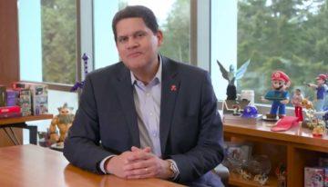 Reggie Fils-Aimé (Nintendo) co-animera un podcast jeux vidéo