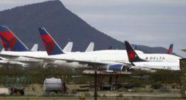 Les sites de stockage d'avions déjà remplis attendent un afflux de nouveaux avions au sol – Skift