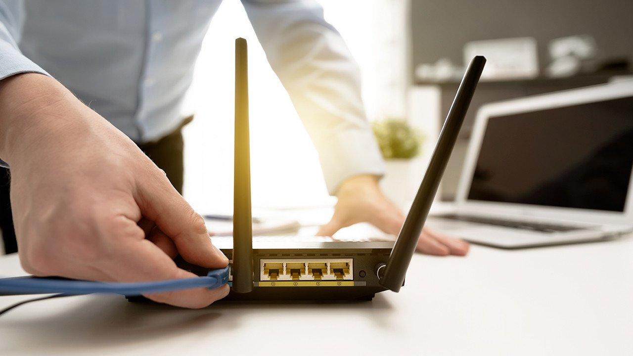 Présentation du routeur wifi