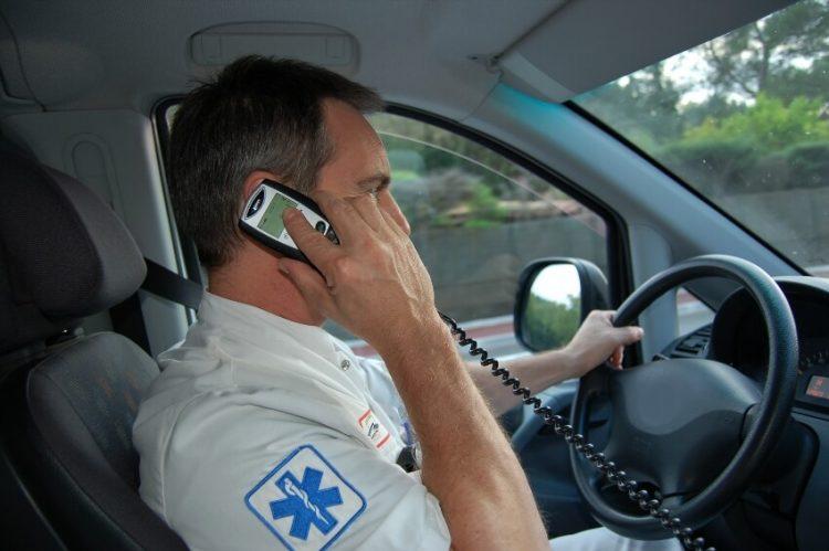 ambulancier-travail