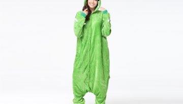 Combinaison pyjama animaux : retour en enfance ou phénomène de mode durable?